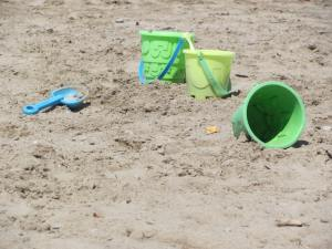 sand buckets