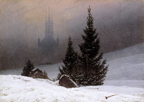 Caspar-David-Friedrich_Winter-Landscape